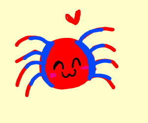 Friendly Neighborhood Spider!