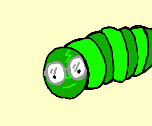harry potter caterpillar