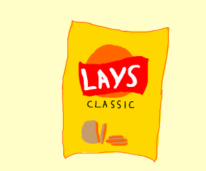 lays bag of chips