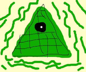 its the illuminati