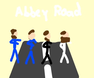 the beetles, abbey road