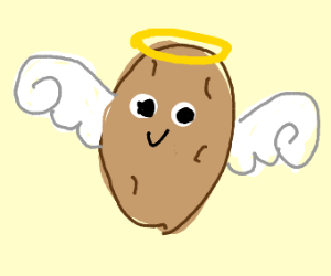 Heavenly potato