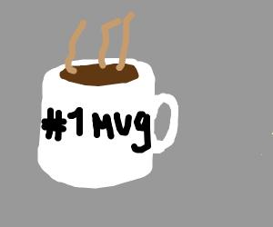 Mug is #1 mug