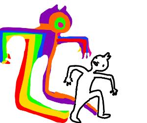 gay shadow