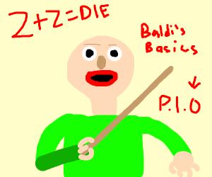 Baldi's Basics PIO