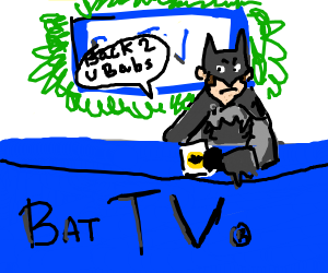 Batman Weatherman