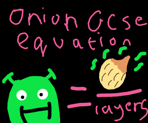 oceans are like onions they have layers