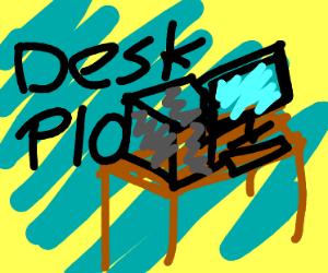 Your dream desk, PIO