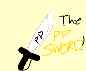 The PP sword