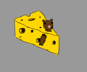 bear cheese