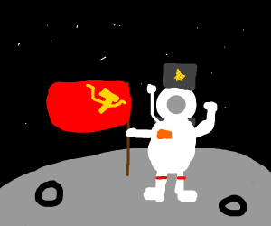 Commies on the Moon