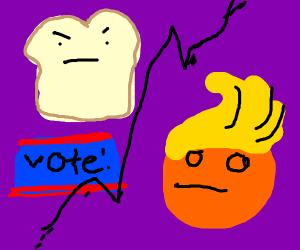 Bread VS Trump