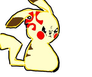 Mad Pikachu