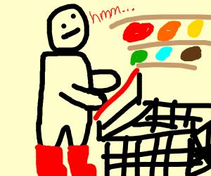 Basic shopper