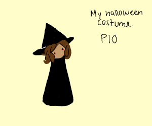 Draw your Halloween Costume