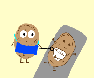 potato dentist