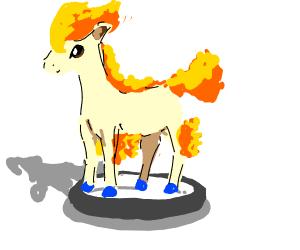 Ponyta Amiibo