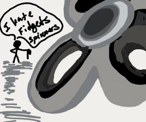 incel hates fidget spinners