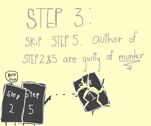Step 2: See step 5 for details