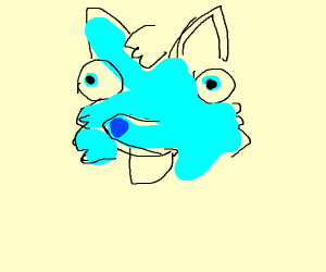 Theodds1out fursona