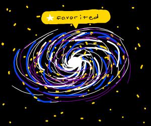 Favorite Galaxy