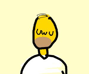 UwU Homer Simpson