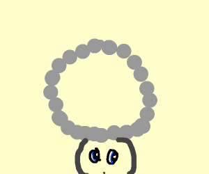 observant necklace