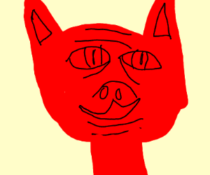 ugly cat