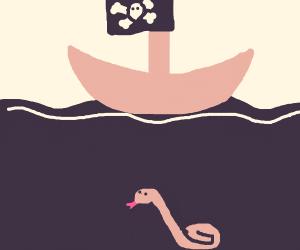 sea snek