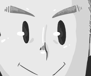 A close-up of Mirio Togato