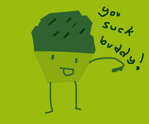 A sentient Cupcake doesn't like you