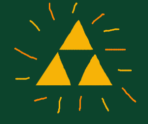 the triforce (legend of zelda)