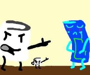 marshmallows harass carpet