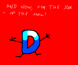 Drawception is the star of the show
