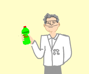 A Scientist Created Mountain Dew
