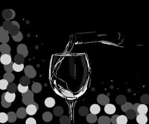 Wine Glass Aesthetic