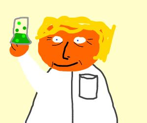 Trump the scientist