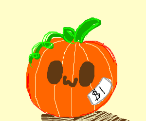 OwO pumpkin for $1