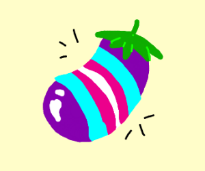 Transgender Eggplant