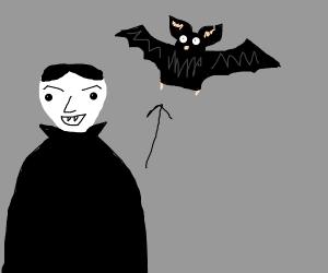 Vampire Becomes bat