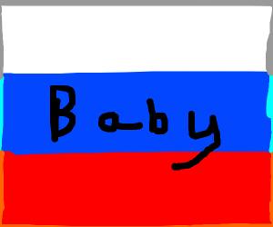Baby russian