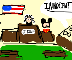 Mickey Mouse is innocent