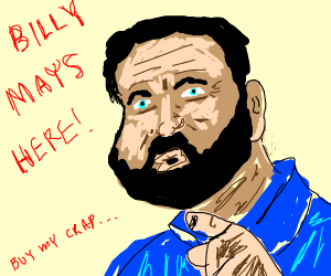 Billy Mays, Father of Infomercials