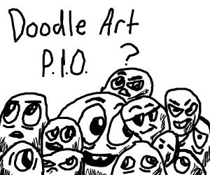 doodle ur art (p.i.o)