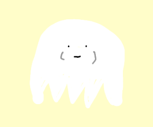 Fat ghost blob