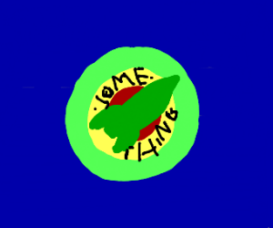 planet express logo futurama