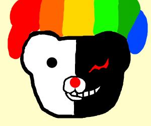 Monokuma clown