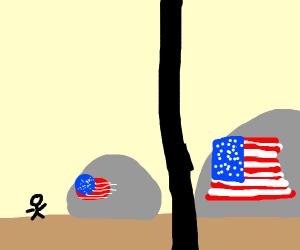 USA boulder