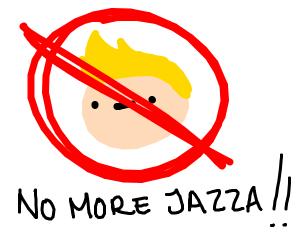 jazza spam crap