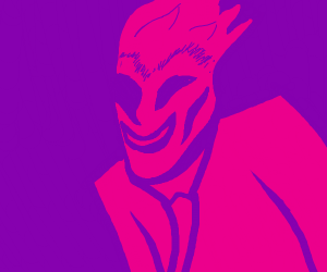 pink joker